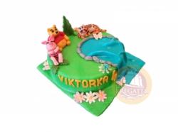 Dětský dort 302