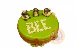 Dětský dort 303