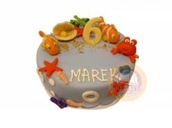 Dětský dort 304