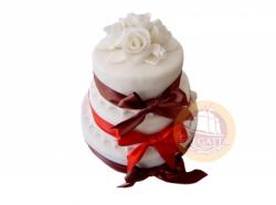Svatební dort 512
