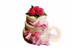 Svatební dort 513