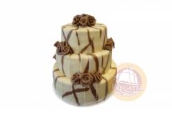 Svatební dort 501