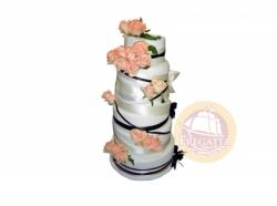 Svatební dort 516