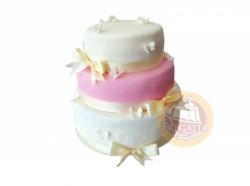 Svatební dort 519