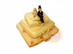 Svatební dort 504