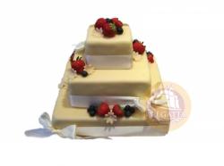 Svatební dort 505