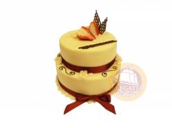 Svatební dort 506