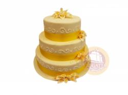 Svatební dort 507