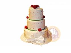 Svatební dort 508